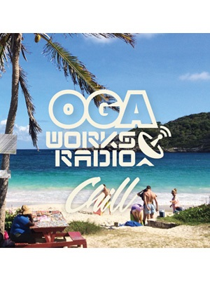 【CD】OGA WORKS RADIO MIX VOL.5 -Chill- -mixed by OGA rep.JAH WORKS-