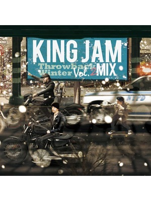【CD】KING JAM throwback winter mix vol.2 -mixed by KING JAM-