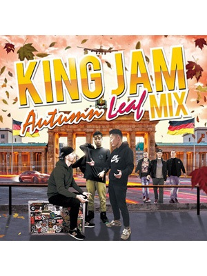 【CD】King Jam Autumn Leaf Mix -mixed by KING JAM-