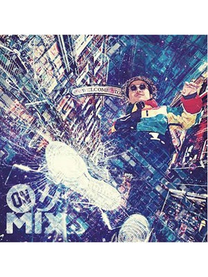 【CD】ON ザ MIX -ARARE mixed by RIO fr KING LIFE STAR-