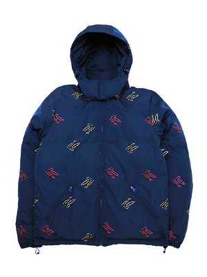 High Life(ハイライフ)/ MONOGRAM REVERSIBLE DOWN JACKETS -2.COLOR-