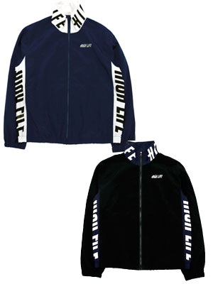 High Life(ハイライフ)/ PANELLED TRUCK JACKETS TOP -2.COLOR-