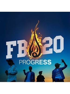 【CD】PROGRESS -FIRE BALL-