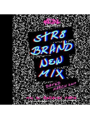 【CD】MEDZ -STR8 BRAND NEW MIX MARCH 2017- -Mixed by Bad Gyal Marie-
