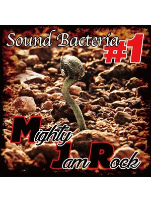 【2CD】SOUND BACTERIA #1 -MIGHTY JAM ROCK-