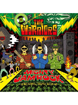 【CD】THE WARRIORS -MIGHTY JAM ROCK-