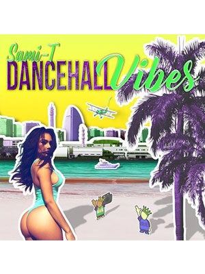 【CD】SAMI-T DANCEHALL VIBES -selected by SAMI-T for MIGHTY CROWN-