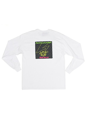 NINE RULAZ(ナインルーラーズ)/ NAH SURRENDA L/S TEE -2.COLOR-