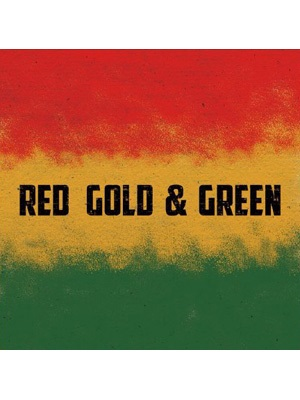 【CD】RED GOLD&GREEN -mixed by SWAG BEATZ-
