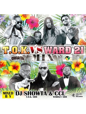 【CD】DJ SHOWTA & CCL VS MIX -T.O.K. vs WARD 21-