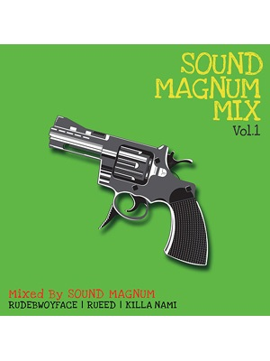【CD】SOUND MAGNUM MIX Vol.01