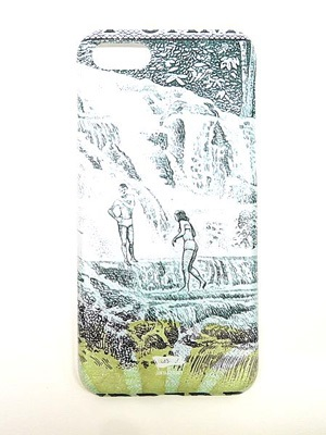 JUNYA S-STEADY/ EASY SUEEZE HARD iPhone CASE -E-