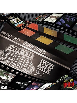 【DVD】SOUTH YAAD MUZIK DVD MIX VOL.2 -V.A-