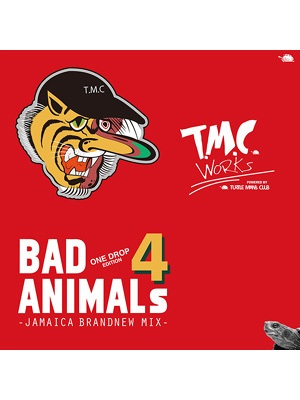 【CD】BAD ANIMALS 4 -ONE DROP EDITION- -T.M.C WORKS(TURTLE MAN'S CLUB)-