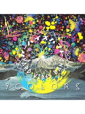 【CD】7COLOS -YARD VIBES BAND-
