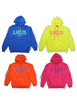 LICO by.Tome2H(リコ バイ トミトエイチ)/ LACE UP HOODY -Lady's-