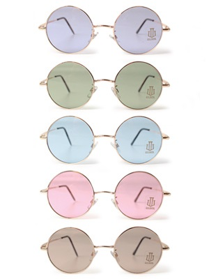 LUCHINI(ルチニ)/ SUNGLASS -CIRCLE- -5.COLOR-