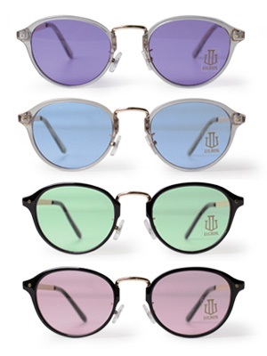 LUCHINI(ルチニ)/ SUNGLASS -WEEKEND- -4.COLOR-