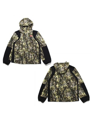 MURAL(ミューラル)/ 3 LAYER MOUNTAIN JACKET -SMOKEY CAMO-