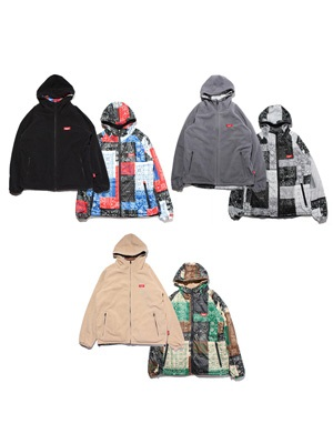 MURAL(ミューラル)/ PAISLEY PATCHWORK RV JACKET