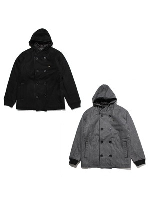 MURAL(ミューラル)/ HOODED P-COAT -BASIC-