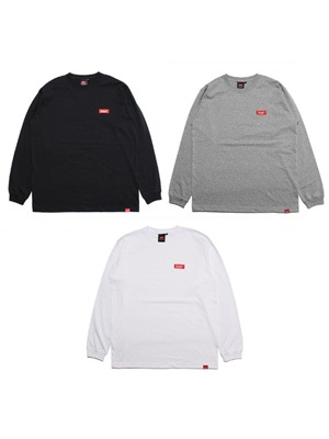 MURAL(ミューラル)/ BOX HEAVY L/S T-SHIRT