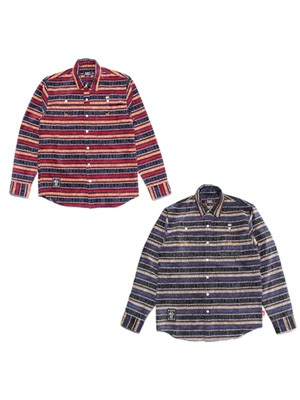 MURAL(ミューラル)/ NATIVE M FLOWING L/S SHIRT