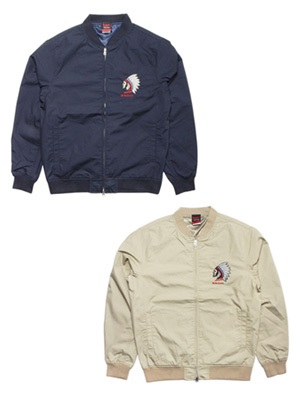 MURAL(ミューラル)/ B.S. INDIAN JACKET -2.COLOR-