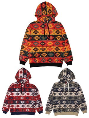 MURAL(ミューラル)/ ORTEGA INSIDE OUT HOODY -3.COLOR-