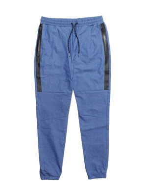MURAL(ミューラル)/ TECH COTTON PANTS -INDIGO-