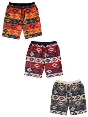 MURAL(ミューラル)/ ORTEGA INSIDE OUT SWEAT SHORTS