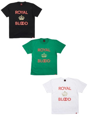 MURAL(ミューラル)/ ROYAL BLOOD T-SHIRT