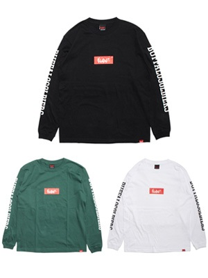 MURAL(ミューラル)/ SLEEVE BS L/S T-SHIRT -3.COLOR-