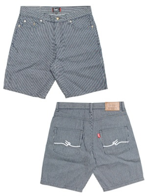 MURAL(ミューラル)/ M FLOWING SHORTS -A(Hickory)-