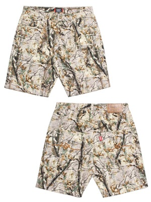 MURAL(ミューラル)/ M FLOWING SHORTS -C(Smoky Branch)-