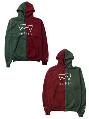 SCREP(スクレップ)/ GRAPPLE REMAKE HOODY 2