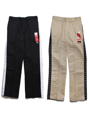 SCREP(スクレップ)/ TAPE TWILL PANTS