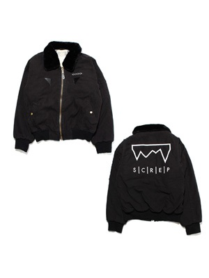 SCREP(スクレップ)/ GRAPPLE B-15 JACKET