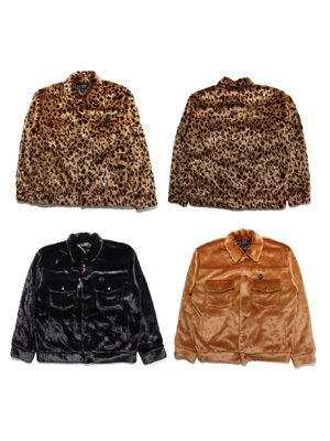 SCREP(スクレップ)/ TEDDY FUR JACKET