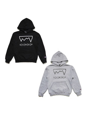 SCREP(スクレップ)/ GRAPPLE KIDS HOODY