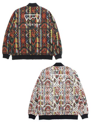 SCREP(スクレップ)/ AFRICAN JACKET -2.COLOR-