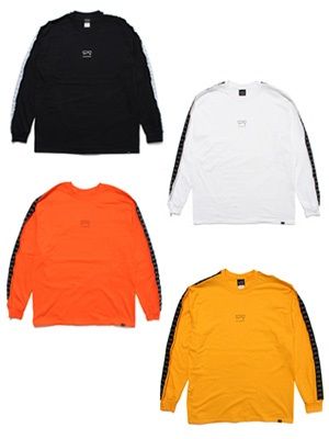 SCREP(スクレップ)/ GRAPPLE TAPE L/S T-SHIRT