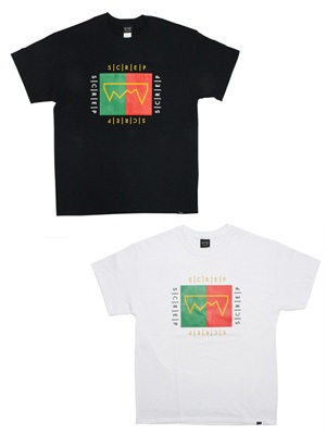 SCREP(スクレップ)/ S|C|R|E|P STRIPE T-SHIRT -Type.1-