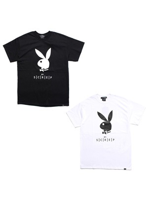 SCREP(スクレップ)/ GRAPPLE RABIT T-SHIRT