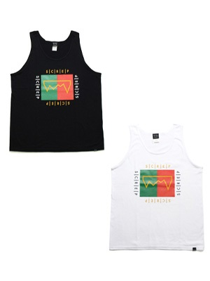 SCREP(スクレップ)/ S|C|R|E|P STRIPE TANK TOP -Type.1-