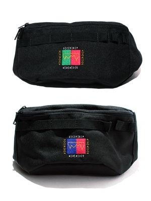 SCREP(スクレップ)/ S|C|R|E|P STRIPE WAIST BAG