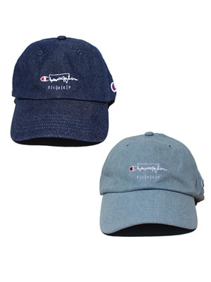 SCREP(スクレップ)/ GRAPPLE OVERLAID CAP -DENIM-