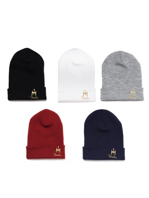 Tome2H(トミトエイチ)/ Tome2H KNIT CAP -Lady's-