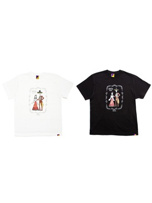 Tome2H(トミトエイチ)/ SIMON MEXICO T-SHIRT -Lady's-