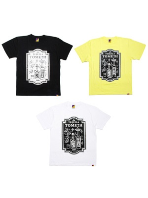 Tome2H(トミトエイチ)/ TEQUILA T-SHIRT -Lady's-